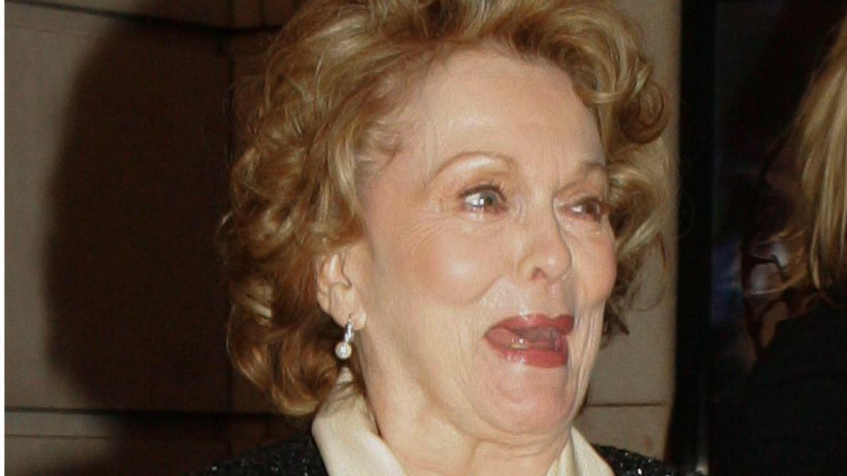 L'actrice et militante Shirley Douglas est décédée