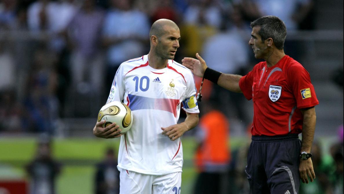 Sagnol ressort un vieux et étonnant dossier sur Zidane — EdF