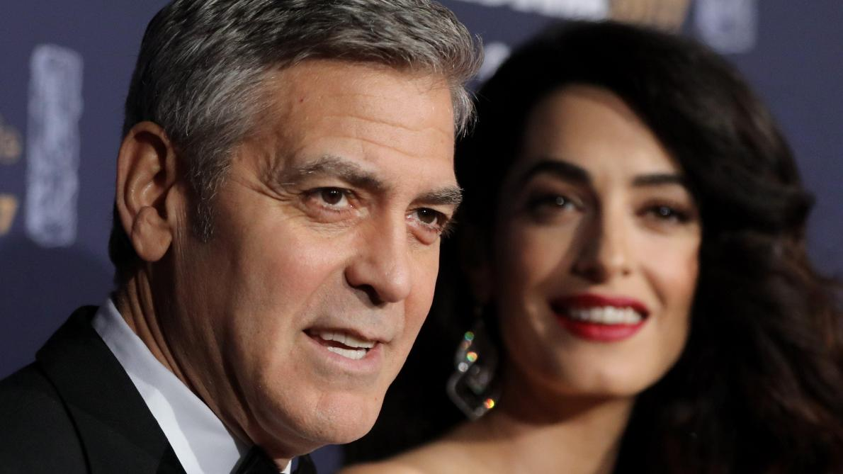 Amal et George Clooney fera un don d'un million de dollars à différentes associations pour faire face à la crise du coronavirus