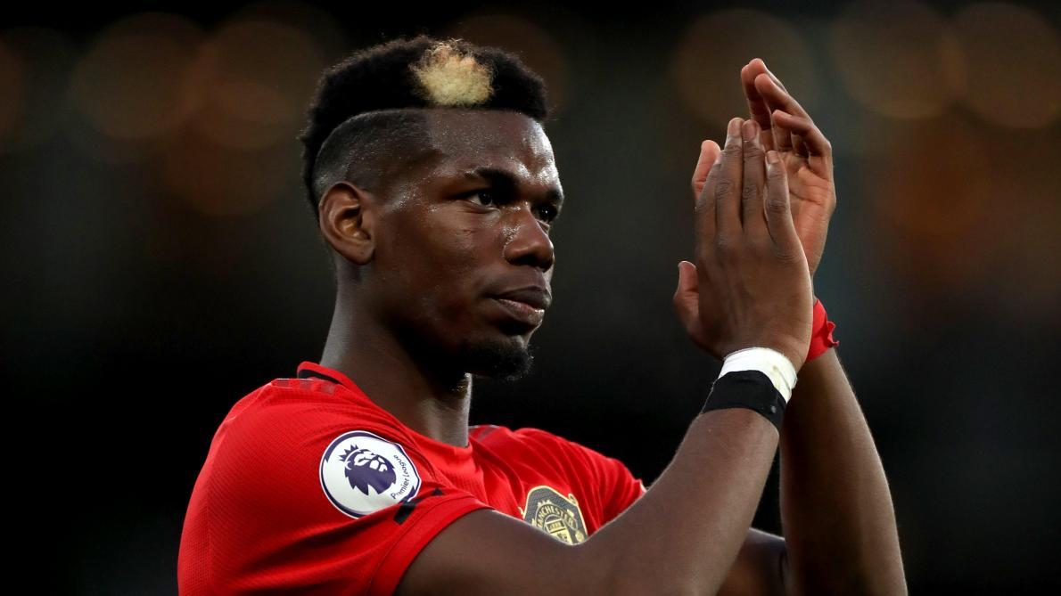 Manchester United : Paul Pogba évoque sa longue blessure