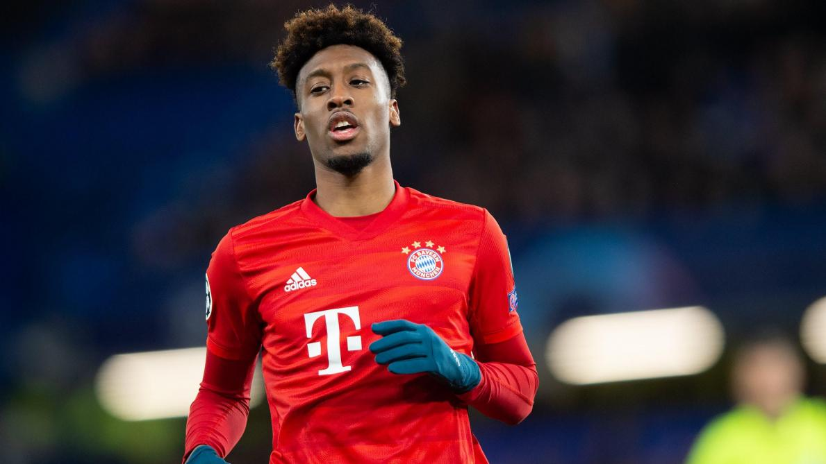 Coman s'excuse après être venu à l'entraînement... avec la mauvaise voiture — Bayern