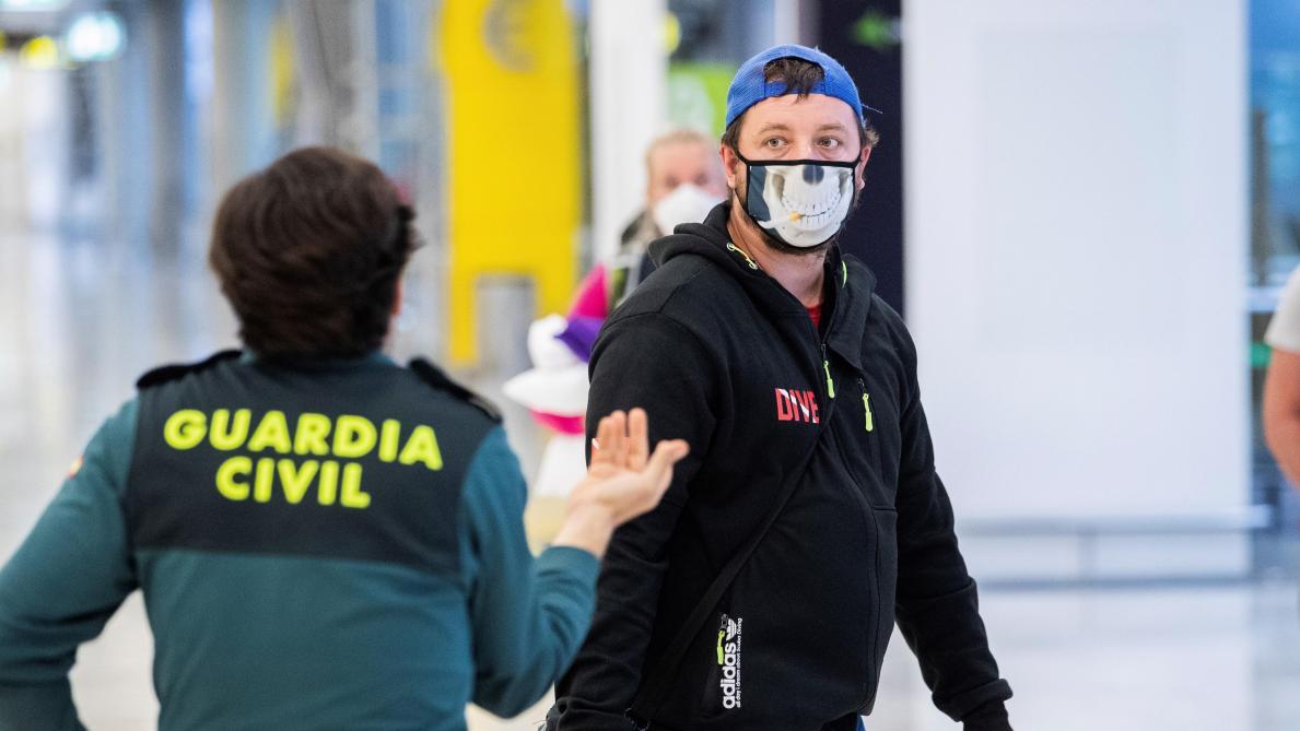 Coronavirus : l'Espagne enregistre son plus bas taux de décès en un mois