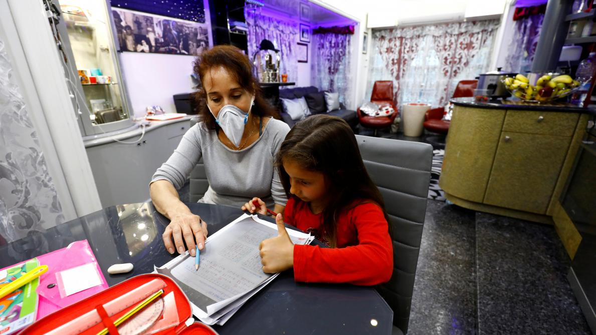Giuseppe Conte promet la réouverture des écoles en septembre