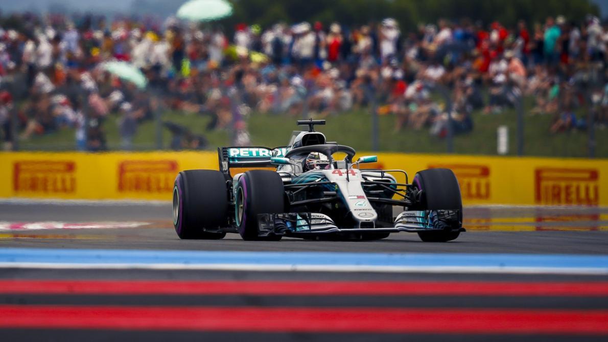 Le Grand Prix de France de Formule 1 annulé — Coronavirus