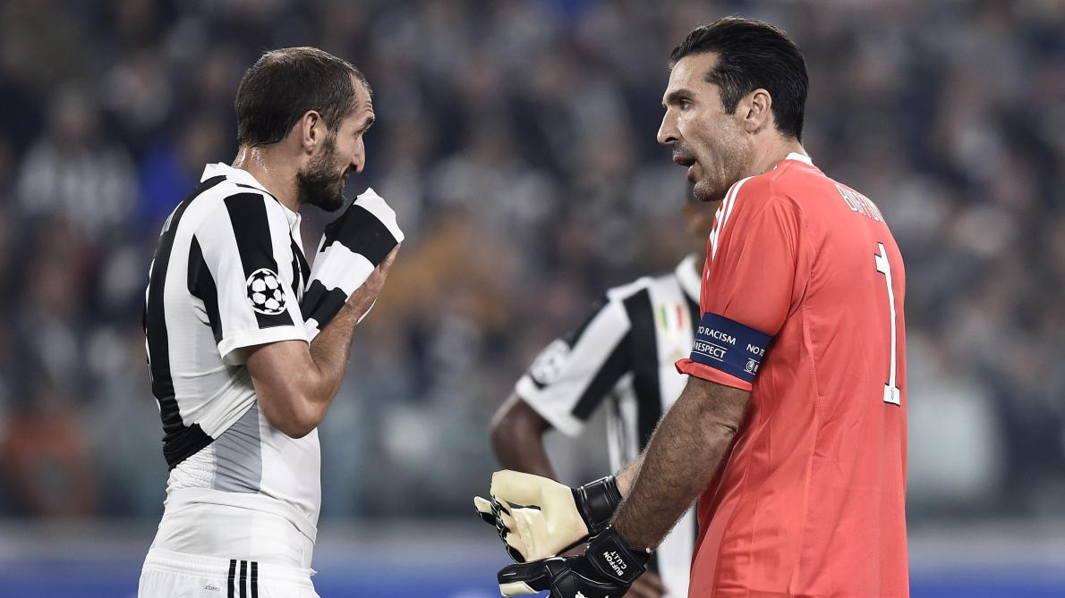 Gianluigi Buffon et Giorgio Chiellini vont prolonger — Juventus Turin