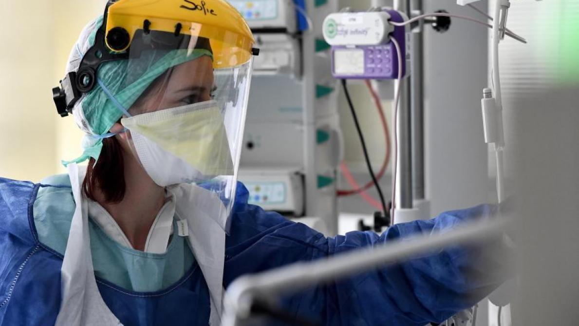 82 nouveaux décès et 128 nouvelles hospitalisations en Belgique — Coronavirus