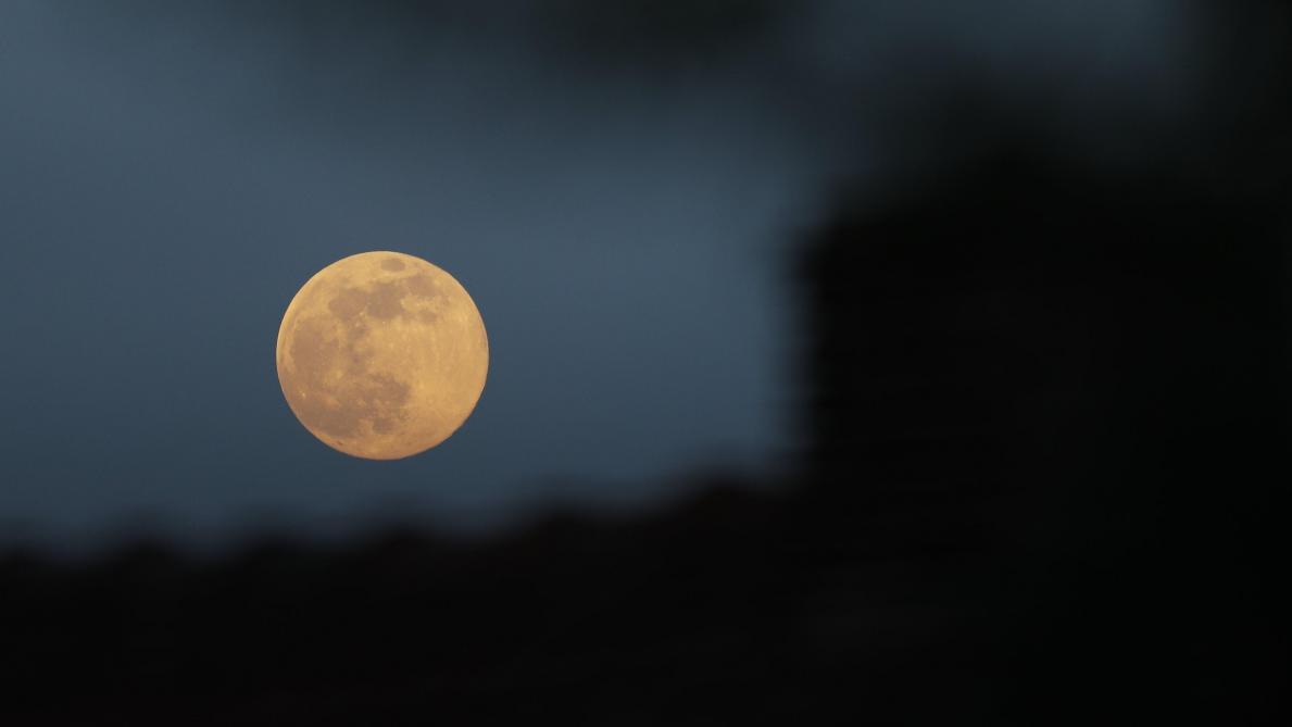 La dernière Super Lune de l'année a lieu ce jeudi 7 mai
