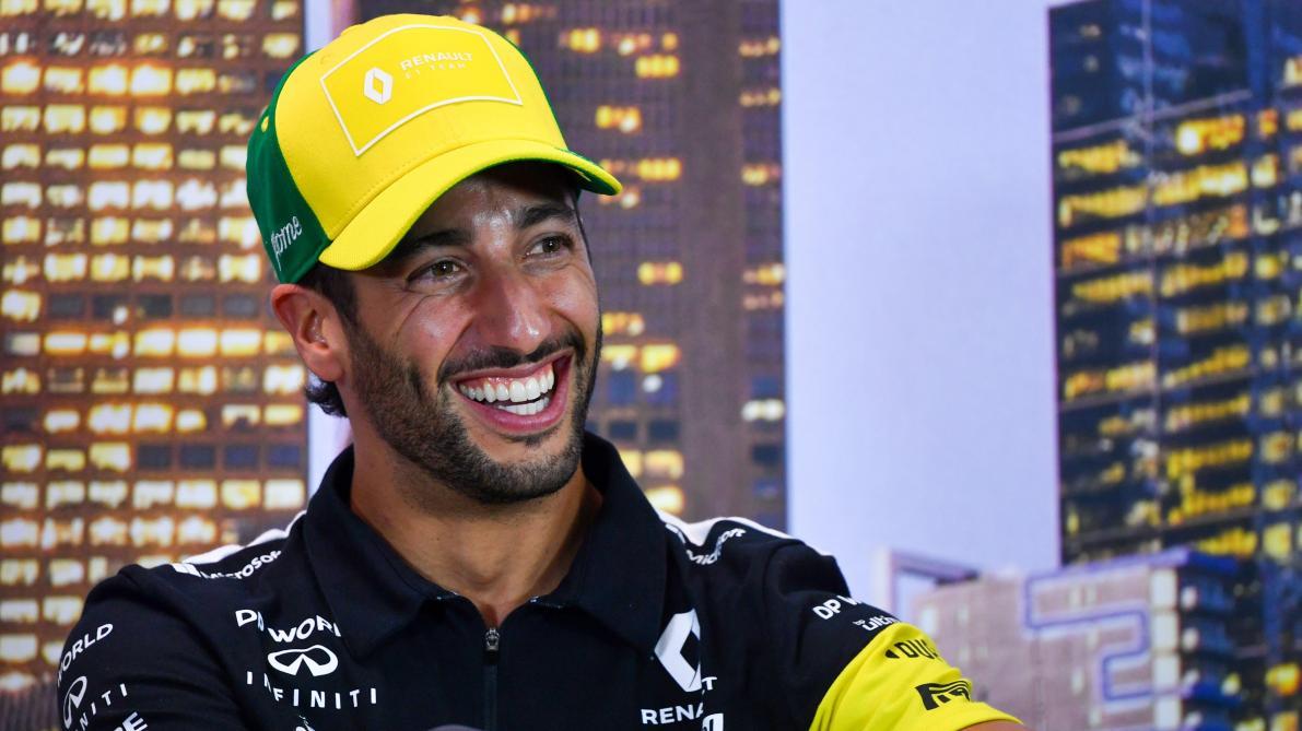 Ricciardo s'attend au chaos lors du premier Grand Prix