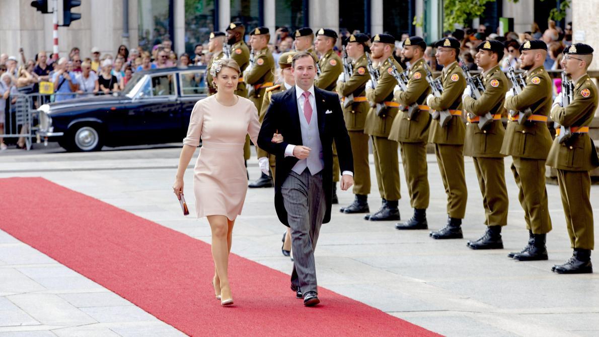 Le Grand-Duc héritier et sa femme sont devenus parents — Heureuse nouvelle