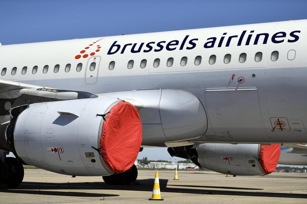 Brussels Airlines envisage de supprimer 25% de ses effectifs
