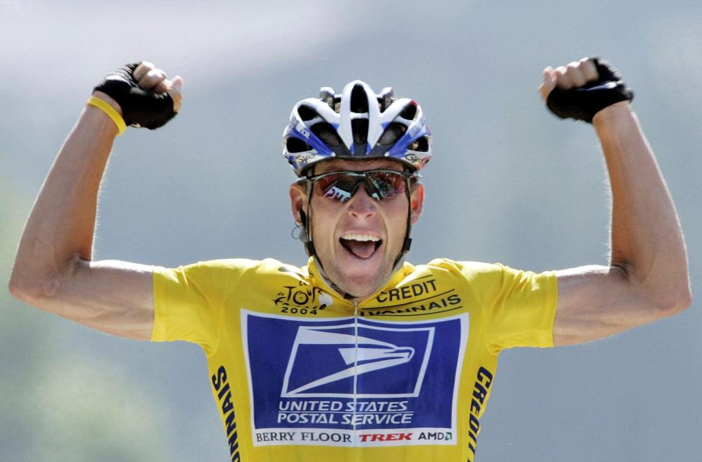 Lance Armstrong reconnait qu'il utilisait son