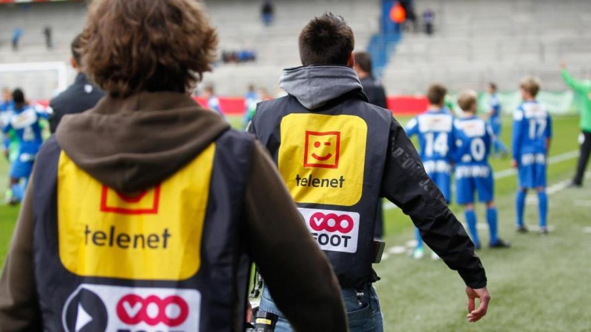 Droits TV: après l'arrêt du championnat, Telenet demande une réunion formelle avec la Pro League