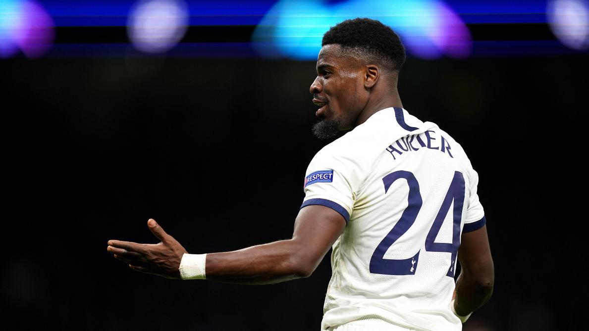 Tottenham : aïe... Aurier fait encore parler de lui en Angleterre
