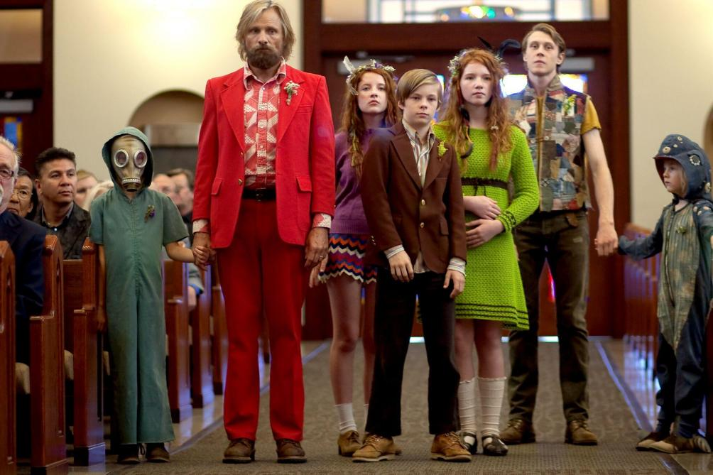 «Captain Fantastic» écolo radical