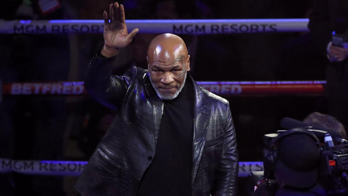Boxe : Mike Tyson confirme son retour sur le ring