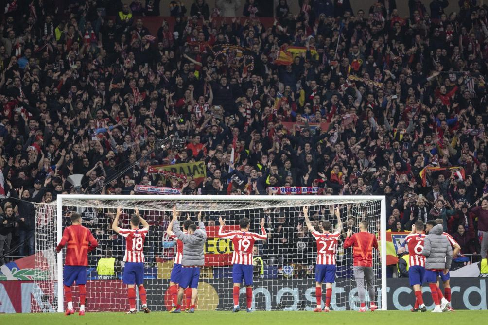 Coronavirus : 41 décès supplémentaires à cause de Liverpool-Atlético de Madrid ?