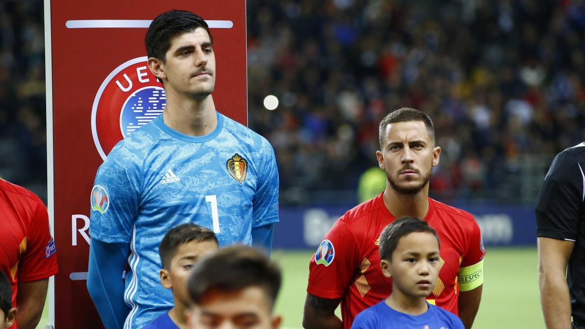 La savoureuse anecdote de Thibaut Courtois: «Eden Hazard et moi évoquions déjà le Real Madrid à cette époque»