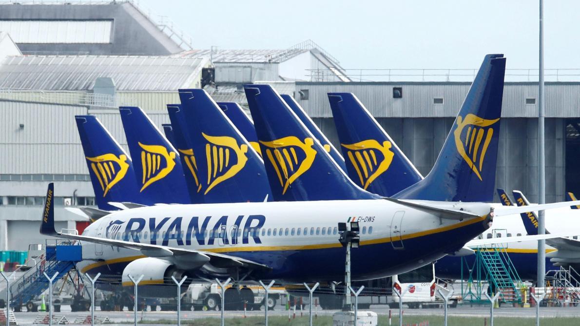 Un avion Ryanair escorté par deux chasseurs britanniques, c'était une fausse alerte — Terrorisme