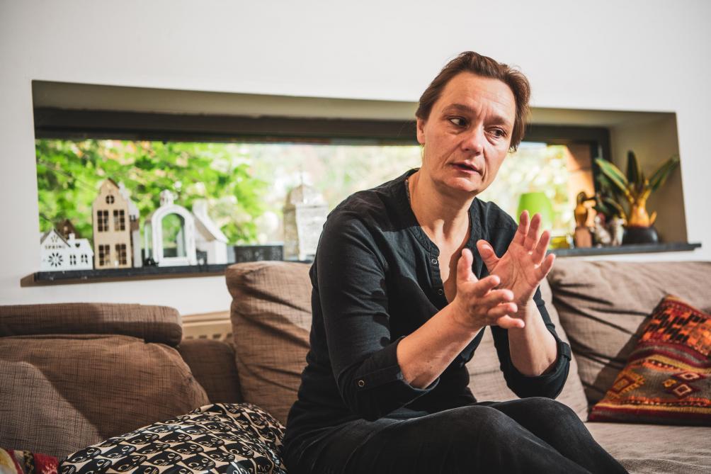 Erika Vlieghe, à la tête du Groupe d'experts: «La règle des 4 a atteint ses limites»