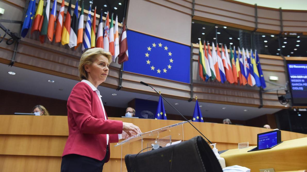 L'UE appelle Washington à reconsidérer sa rupture avec l'OMS