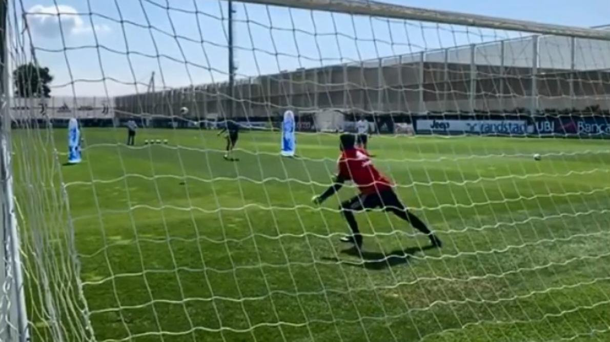 L'entraînement de Cristiano Ronaldo fait fureur sur Instagram (vidéo) — Serie A