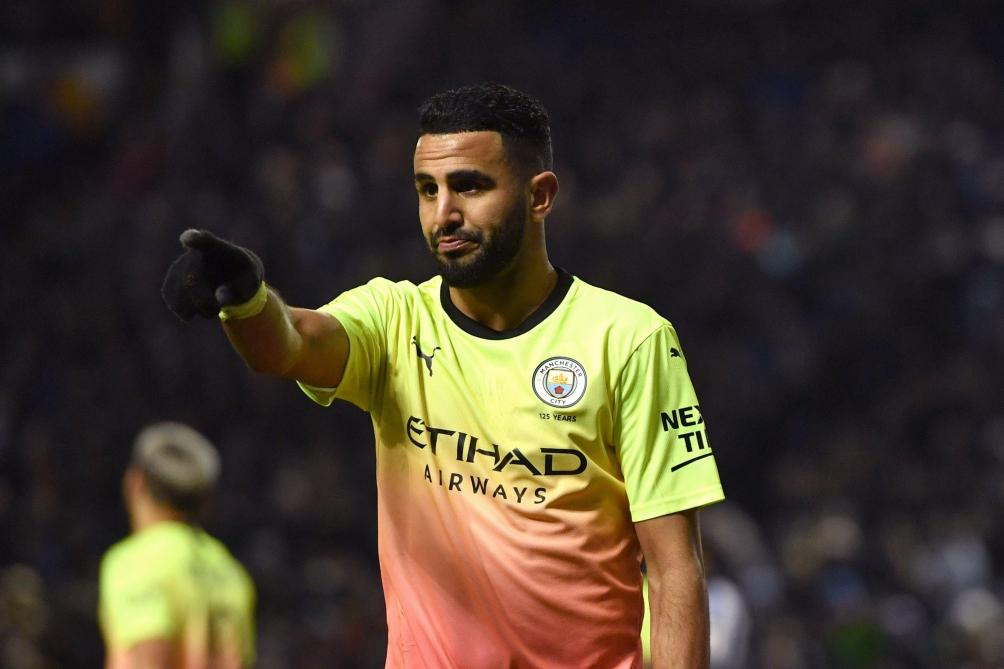 Riyad Mahrez victime d'un incroyable braquage — Manchester City