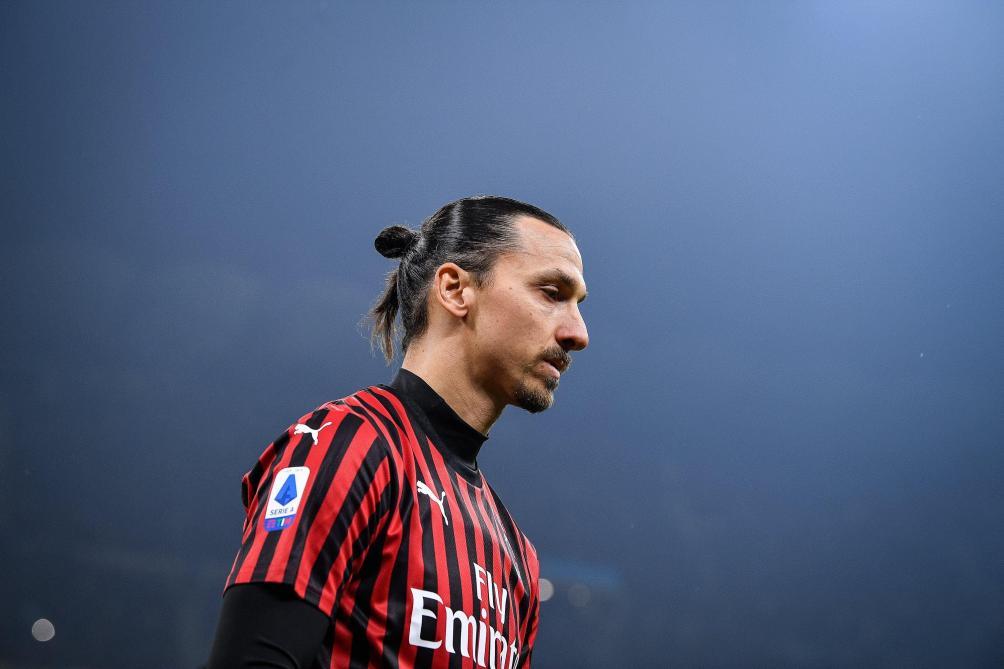 Zlatan Ibrahimovic pourrait être disponible pour la reprise du championnat italien