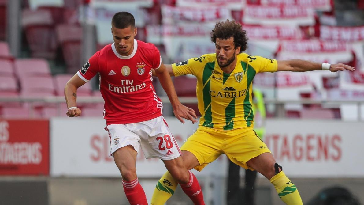 joueurs de Benfica