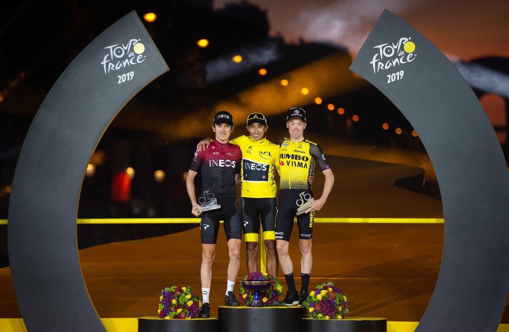 Cyclisme: en 2021, le Tour de France s'élancera depuis la Bretagne