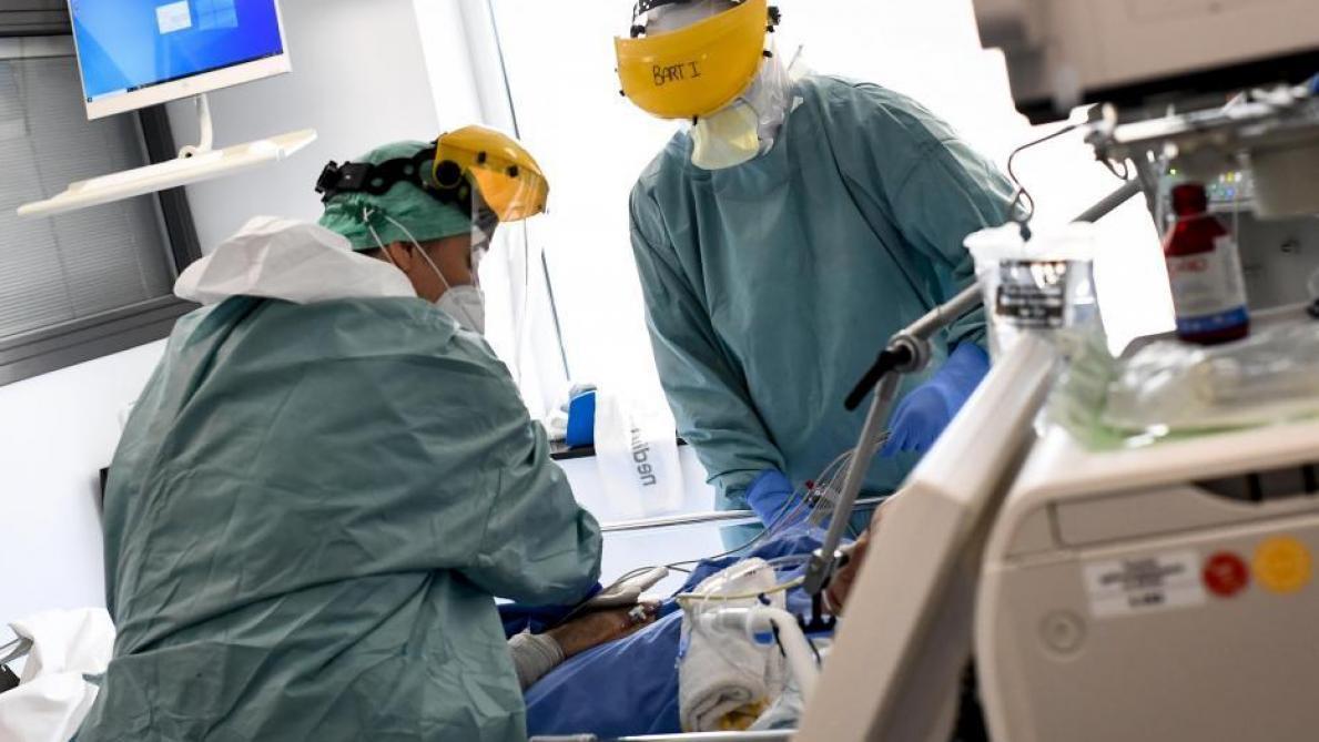 Près de 550 nouvelles contaminations par jour en moyenne — Coronavirus