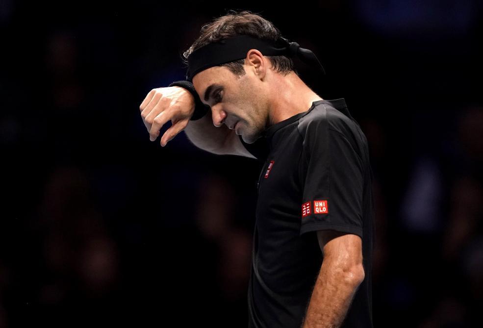 Saison terminée pour Federer — ATP