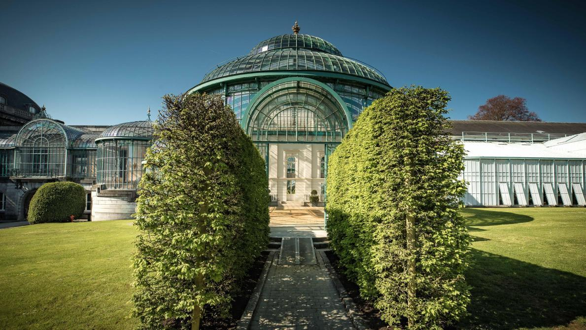 #CultureTogether: Laeken Découverte