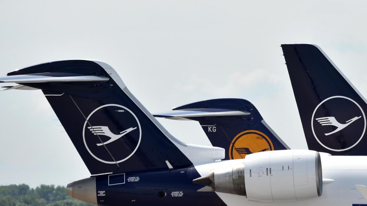 Lufthansa compte supprimer 22 000 postes dans le monde — Coronavirus