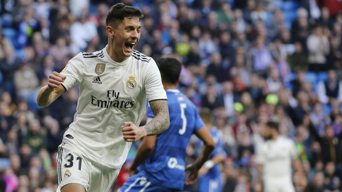 Valladolid achète Javi Sanchez au Real Madrid — Transferts