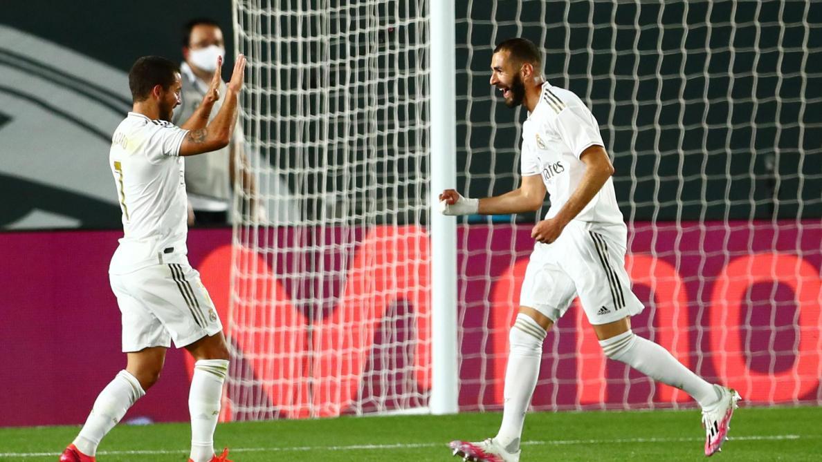 Real : Zidane en rajoute une couche sur Benzema