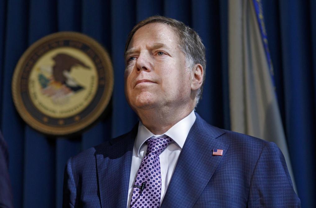 Un procureur apprend sa démission en lisant un communiqué — Politique américaine