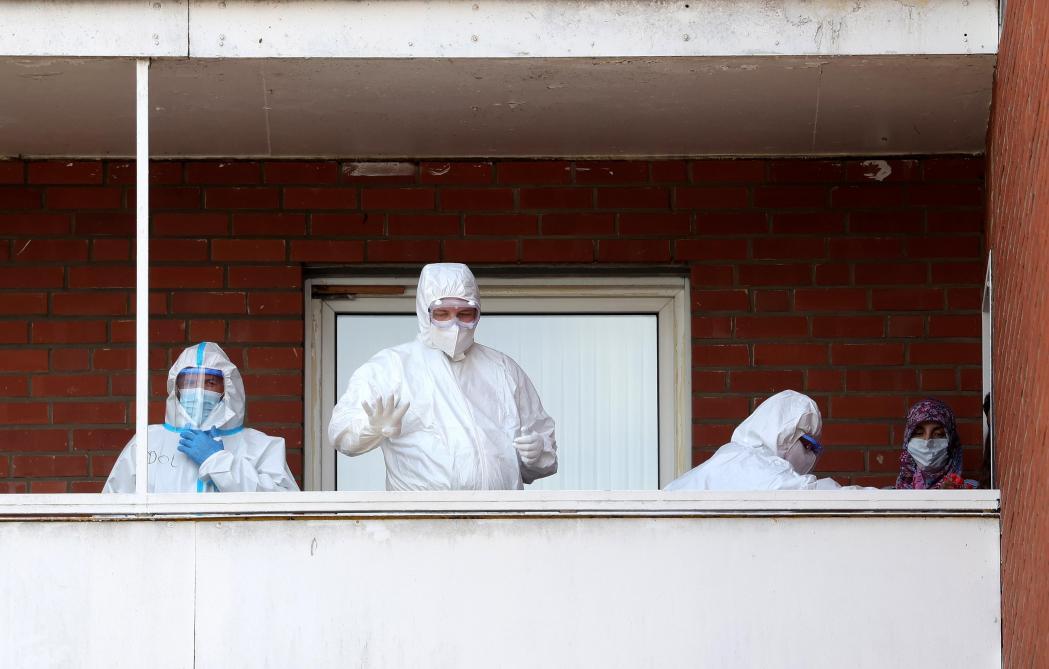 Plus de 1.000 contaminés dans un abattoir en Allemagne — Coronavirus
