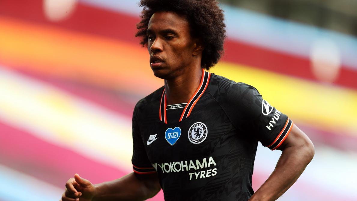 Willian et Pedro finiront la saison avec Chelsea — Angleterre