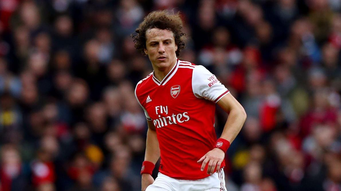 Arsenal prolonge David Luiz d'un an — Premier League