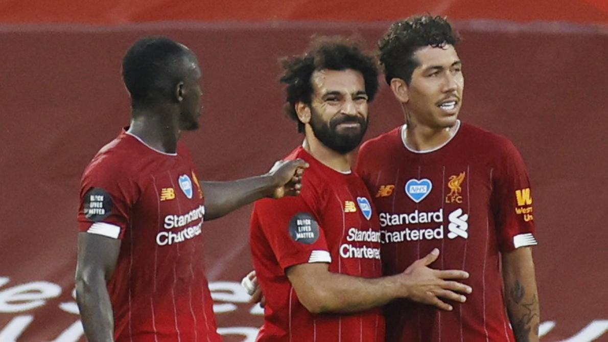 30 ans après, Liverpool et Sadio sacrés — Premier League