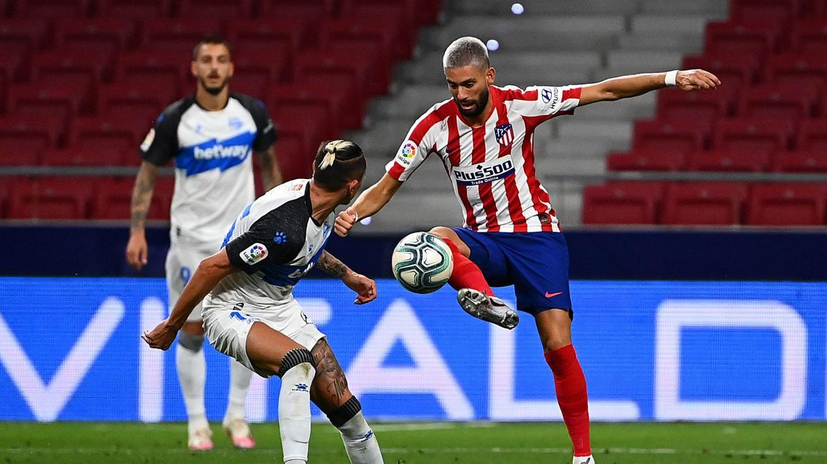 L'Atlético de Madrid enchaîne contre Alavés — Liga