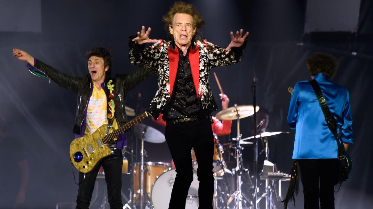 Les Rolling Stones menacent Trump de procès s'il continue à utiliser leur musique