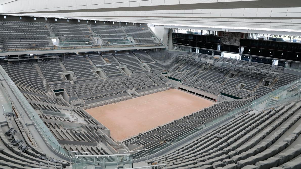 Tennis : Roland-Garros menacé par de nombreux cas du coronavirus