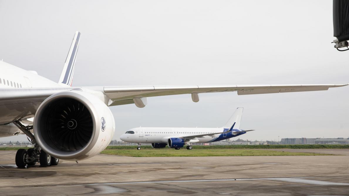 Airbus annonce la suppression de 15000 postes d'ici un an