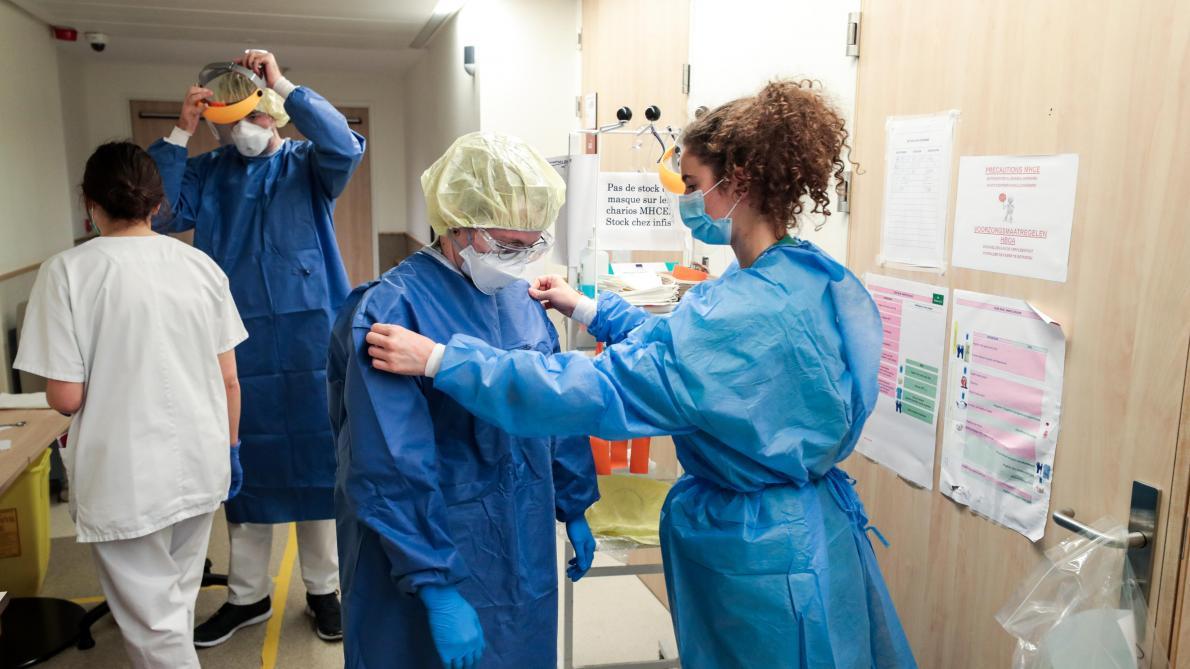 L'OMS envoie une équipe en Chine — Origine du coronavirus