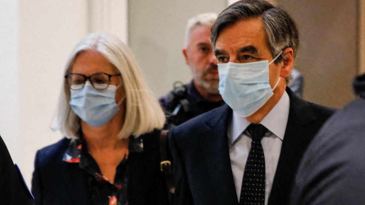Deux ans ferme: le rude message de la justice à François Fillon