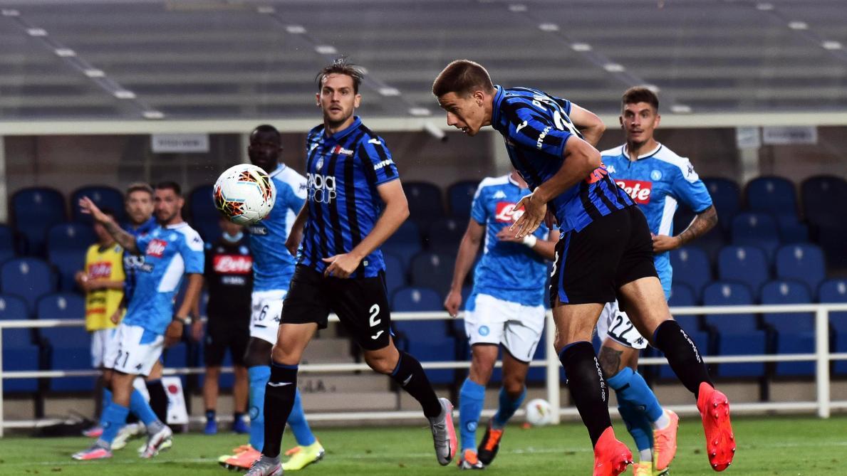 L'Atalanta et Castagne dominent Naples et Mertens (2-0, vidéos) — Serie A