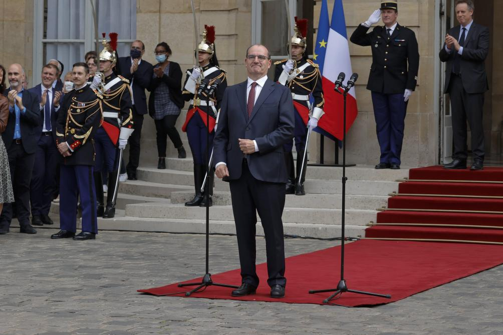 Emmanuel Macron nomme Jean Castex Premier ministre — France