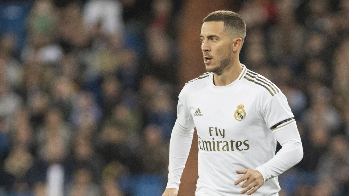 Hazard sur la touche, Zidane s'explique — Real Madrid