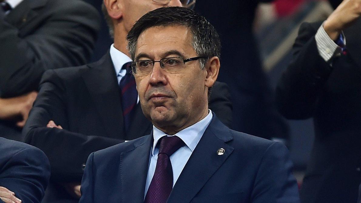 L'annonce forte de Bartomeu sur Messi — Barça